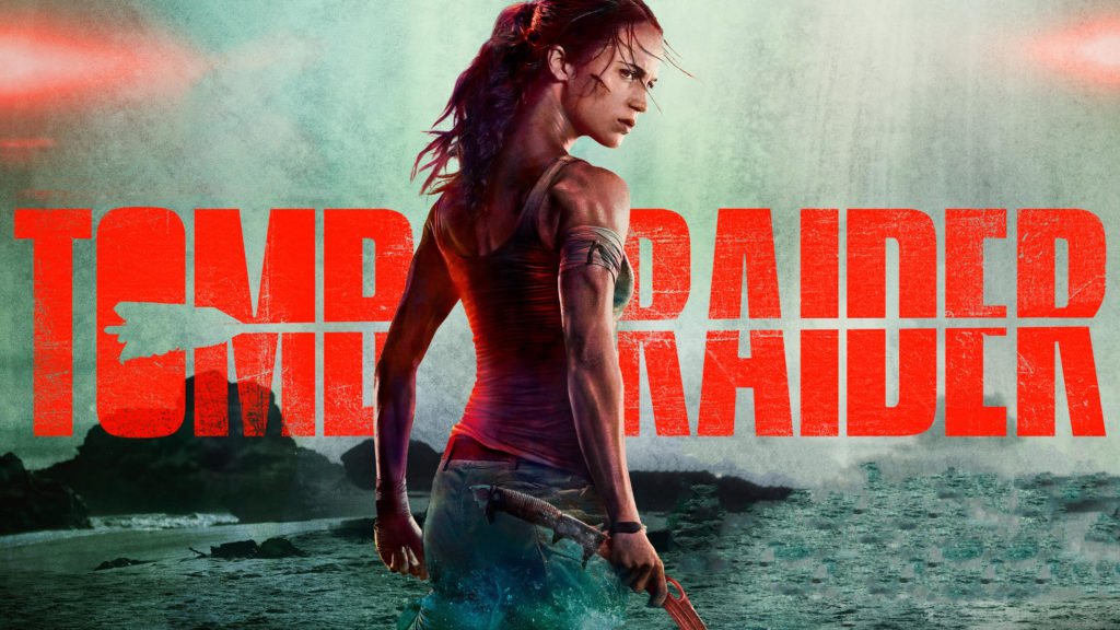 FNP Spoils: Tomb Raider (2018)