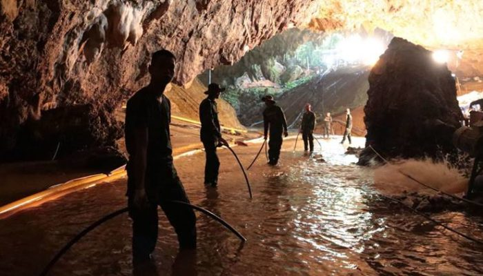 Episode 167: Whitewashing the Thai Cave Rescue Movie